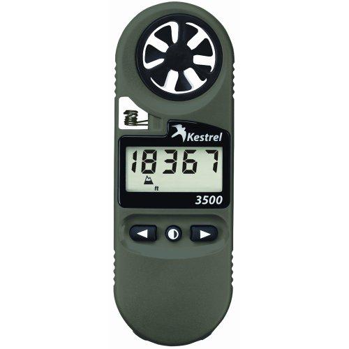 Kestrel 3500 Night Vision Handheld Anemometer - Kestrel 3500NV