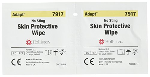 Hollister Adapt Skin Protective Wipes(Box of 50)