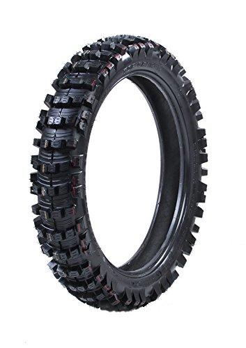 ProTrax PT1017 Motocross Off-Road Dirt Bike Tire 120/90-19 Rear Soft Terrain by ProTrax