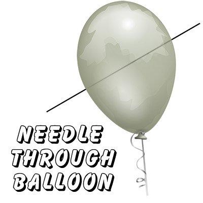 Needle Thru Balloon - 8
