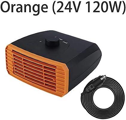 Sarplle Ventilador con calefacción automática Calefacción Interior ...