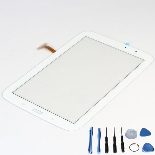 Touch Screen Glass Digitizer For Samsung Galaxy Note 8.0 GT-N5110 with free tools (Not include LCD)