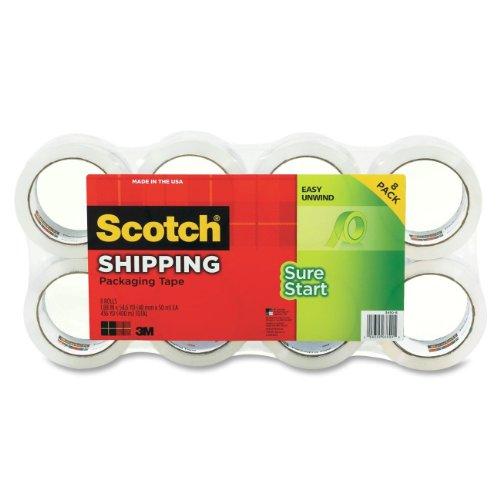 Scotch Packing Tape - 7