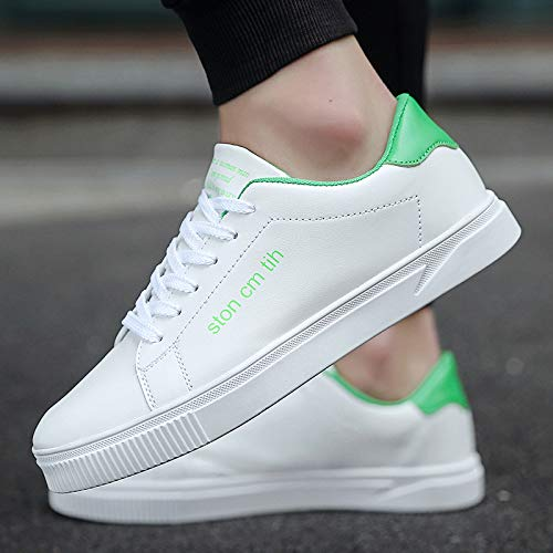Men Nanxieho Leisure White Sneakers Sport Trend qn4PzwFUx