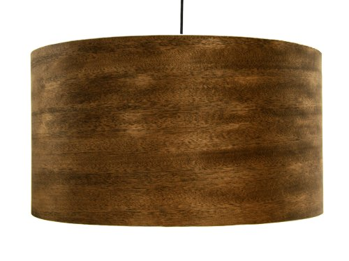 Lamp Works 400DW Wooden Veneer Pendant