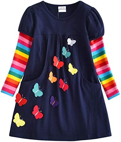 VIKITA Winter Toddler Clothes Dresses product image