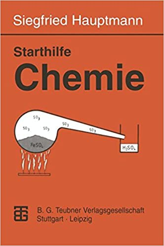 Starthilfe Chemie (German Edition)