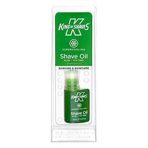 King of Shaves Formula Alpha Shaving Oil - .5 fl oz