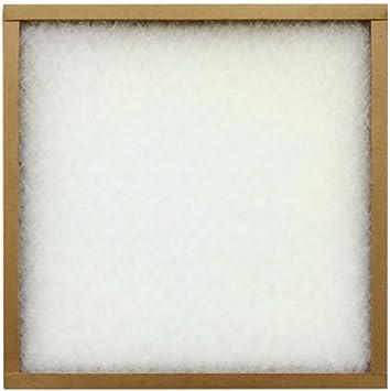 AAF 118301 Air Filter 30 in L x 18 in W x 1 in T Case of 12