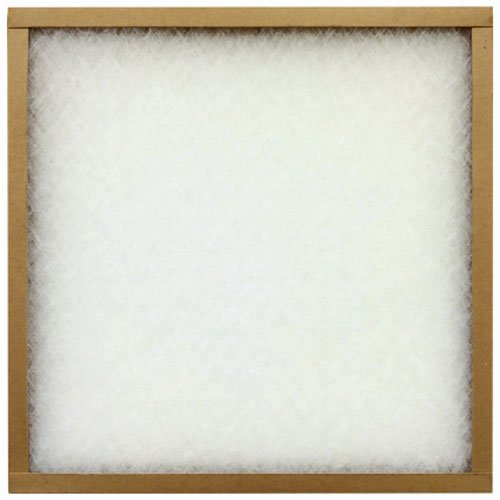 20x25x1 Fibreglass Furnace Filter, Pack of 12 10055.01203