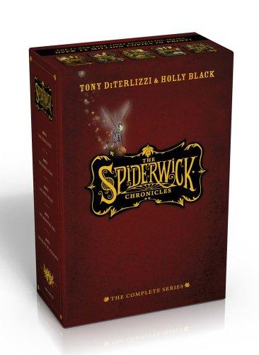 Spiderwick Chronicles Series - 3