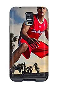 Marcella C. Rodriguez's Shop Hot los angeles clippers basketball nba (5) NBA Sports & Colleges colorful Samsung Galaxy S5 cases