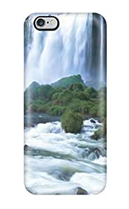 Snap On Hard Case Cover Iguazu Waterfalls Protector For Iphone 6 Plus 7640490K64993936