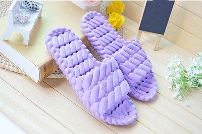 alta qualità all'ingrosso la scelta migliore CWJDTXD Pantofole estive Pantofole in spugna da bagno estate ...
