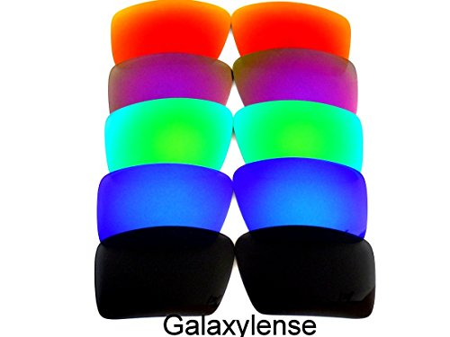 Replacement Lenses for Oakley Eyepatch 1&2 Black&Blue&Green&Purple&Red for sale  Delivered anywhere in Canada