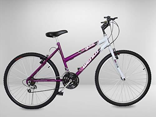 Bicicleta Wendy 24 Roxa 18M