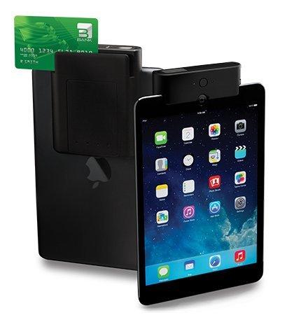 Infinea Tab M - 2D w/ MSR, Bluetooth & RFID for iPad Air & Mini (Ipad Rfid Reader)