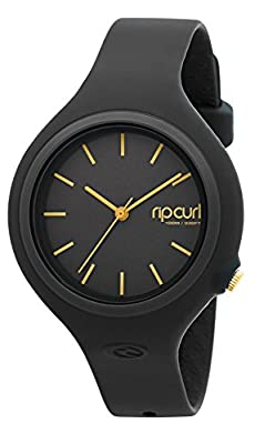 2016/17 Rip Curl Ladies Aurora Surf Watch BLACK/GOLD A2696G