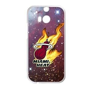 Happy miami heat Phone Case for HTC One M8