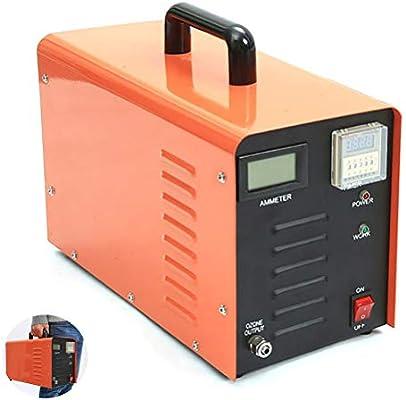 Oz3 Generador de ozono Comercial, purificador de Aire Profesional O3 Desodorizador de Servicio Pesado y esterilizador Purificador de Aire Ozonizador Máquina para el hogar, Hospital, fábrica,10g/h: Amazon.es: Hogar