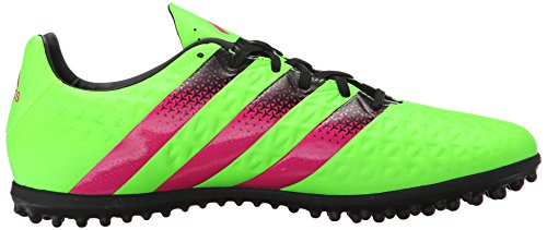 Zapato Adidas Performance As 16,3 Tf fútbol Shock Green/Shock Pink/Black