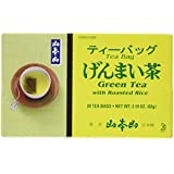 Yamamotoyama JFC0454S Genmai Cha Green Tea with Roasted Rice, 62-Gram