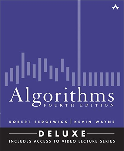 Algorithms, Fourth Edition (Deluxe): Book and 24-Part Lecture Series by Addison-Wesley Professional