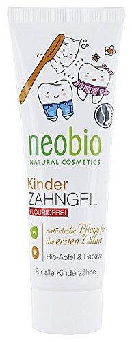 Neobio - Dentifrice Enfants Sans Fluor 50 Ml