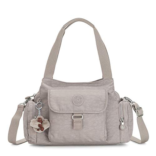 Kipling Felix Large Handbag Slate Grey T