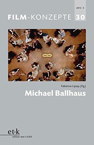 Michael Ballhaus (Film-Konzepte) Taschenbuch – 1. April 2013 Fabienne Liptay Edition Text + Kritik 3869162481 Deutschland