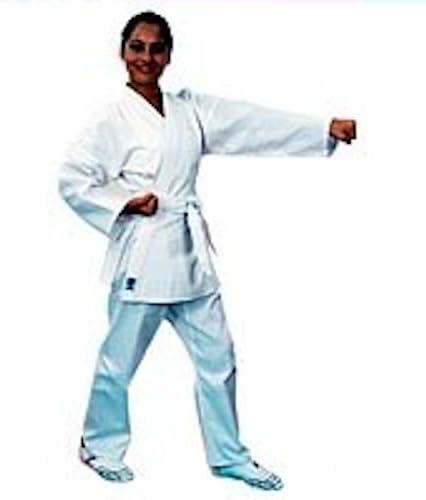 世紀学生従来Karate Uniform ホワイト 5- ad Lg