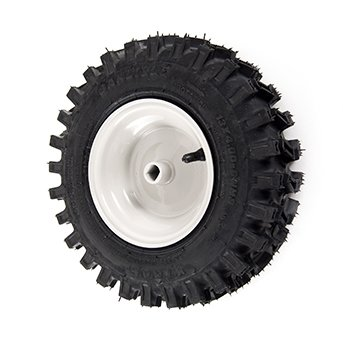 MTD Genuine Part 634-04168A-0911 Genuine Parts RH Wheel Assembly, 13 x 4 x 6 X-Track OEM part for Troy-Bilt Cub-Cadet Craftsman Bolens Remington Ryob