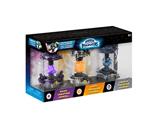 Skylanders Imaginators Creation Crystal 3-PK #1