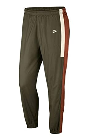 31d948b57c55 Image Unavailable. Image not available for. Color  Nike Men s Sportswear  Woven Trousers ...