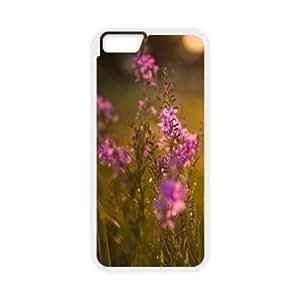 [Funny Series] IPhone 6 Plus Case Flower 226, Case Iphone 6 Plus Case Okaycosama - White