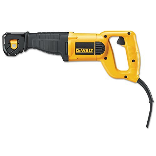DEWALT DWE304 10-Amp Reciprocating Saw