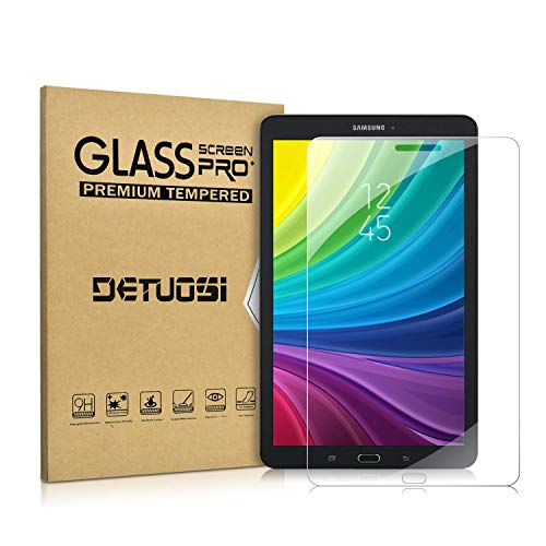 [1 Pack] Samsung Galaxy Tab E 8.0 Screen Protector,Samsung Galaxy T377a Screen Protector,Premium HD Clear Tempered Glass Screen Protector [1 Pack] for Samsung Galaxy Tab E 8.0 T377 Screen Protector