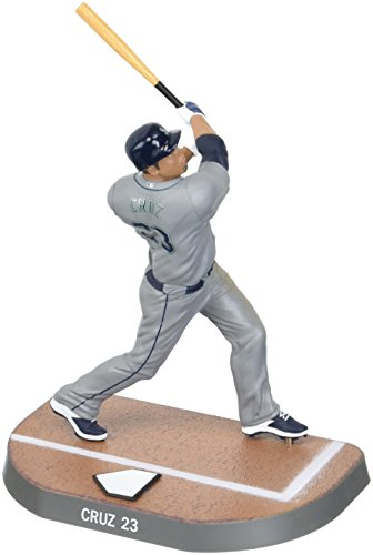 - Imports Dragon Baseball Figures Nelson Cruz Seattle Mariners Baseball Figure, 6