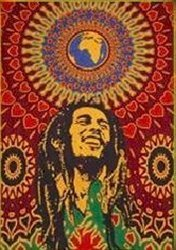 INDIAN-CRAFT-CASTLE-Bob-Marley-Poster-30x40-INCHES-Mandala-Hippie-Tapestry-Hippy-Mandala-Bohemian-Tapestries-Tapestry-Wall-Hanging-Ethnic-Decorative-Indian-Dorm-Decor-Psychedelic