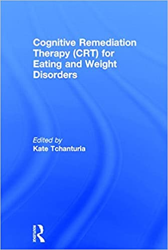 Book Cognitive Remediation Therapy (CRT) for Eating and Weight Disorders