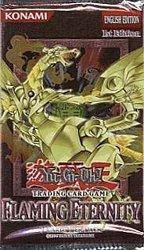Flaming Eternity Single (YuGiOh: Flaming Eternity Unlimited Booster Pack [Toy])