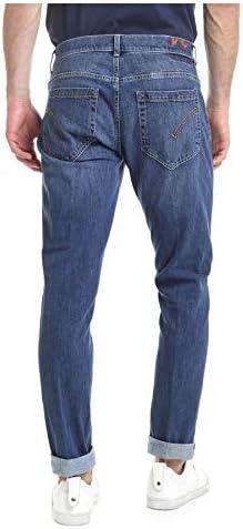 DONDUP Luxury Fashion Homme UP232DS0257W36800 Bleu Élasthanne Jeans | Automne-Hiver 19