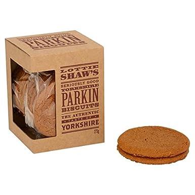 Realmente bueno 275g Yorkshire Parkin Galletas de Lottie Shaw ...