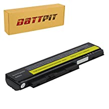 Battpit™ Laptop / Notebook Battery Replacement for Lenovo ThinkPad X220 4286 (4400 mAh) (Ship From Canada)