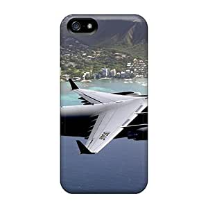 fashion case Cute Tpu Exepress Hawaii Based C 17 Globemaster Iii case cover ugkJsJvycu9 Cover For iphone 5c