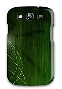 Julia Hernandez's Shop Fashionable Style Case Cover Skin For Galaxy S3- Light Movement 2163484K11389597