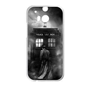 Gloomy Police Box Bestselling Hot Seller High Quality Case Cove Hard Case For HTC M8