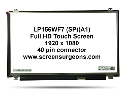 Dell Inspiron 15-5552 15-5559 Replacement Full HD Touch - Priority Usps Mail Australia To