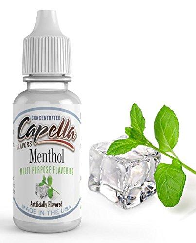 Capella Flavor Drops Menthol Concentrate 13ml