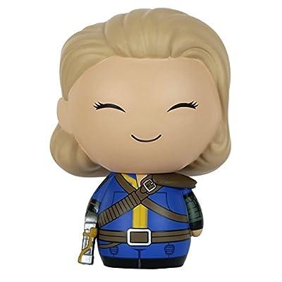 Funko Dorbz: Fallout Female Lone Wanderer Action Figure: Funko Dorbz:: Toys & Games